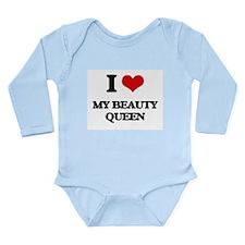 my beauty queen Body Suit