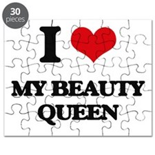 my beauty queen Puzzle