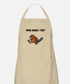 Custom Beaver Walking Apron