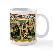 FOREPAUGH SEA LIONS coffee cup
