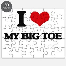 my big toe Puzzle