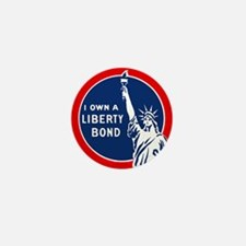 LIBERTY BOND pin