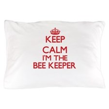 Keep calm I'm the Bee Keeper Pillow Case