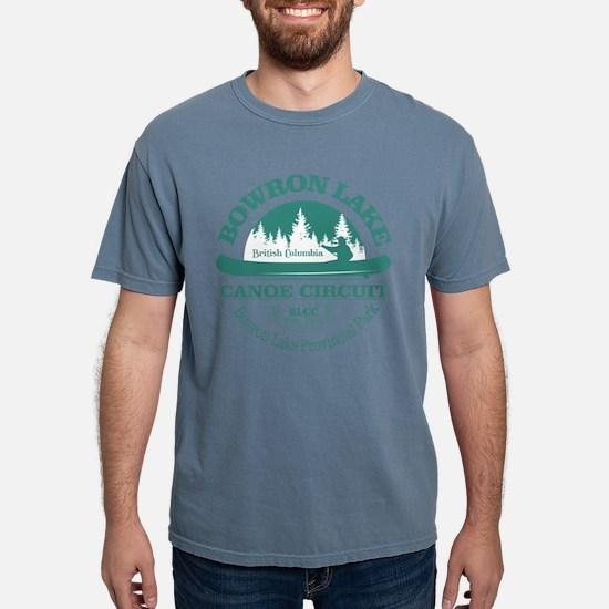 Bowron Lake Canoe Circuit T-Shirt