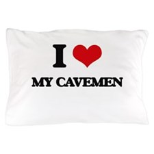 my cavemen Pillow Case