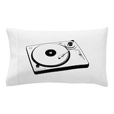 DJ Turntable Pillow Case