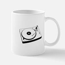 DJ Turntable Mugs