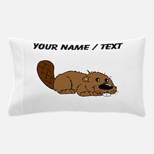 Custom Baby Beaver Pillow Case
