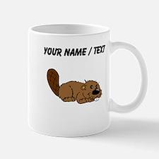 Custom Baby Beaver Mugs