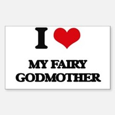 my fairy godmother Decal