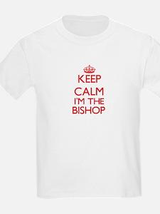 Keep calm I'm the Bishop T-Shirt