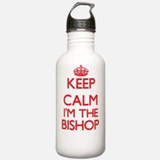 Keep calm I'm the Bish Water Bottle