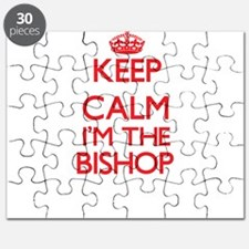 Keep calm I'm the Bishop Puzzle