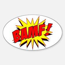 Bamf! Decal