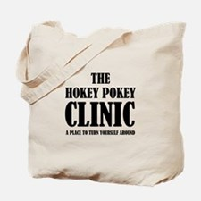 Hokey Pokey Clinic Tote Bag