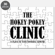 Hokey Pokey Clinic Puzzle
