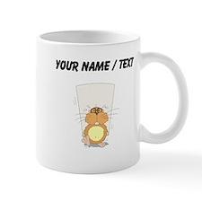 Custom Nervous Beaver Mugs