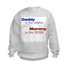 Unique Army kid Sweatshirt