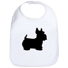 SCOTTY DOG Bib