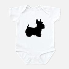 SCOTTY DOG Infant Bodysuit