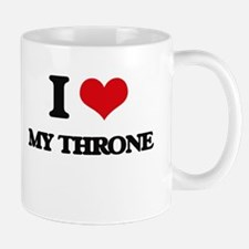 my throne Mugs