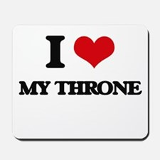 my throne Mousepad