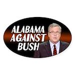 Alabama Against Bush Bumper Sticker