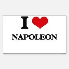 napoleon Decal
