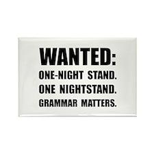 Nightstand Grammar Magnets