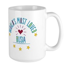 World's Most Loved Busia Mug
