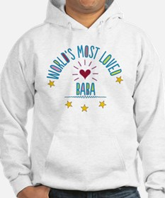 World's Most Loved Baba Hoodie