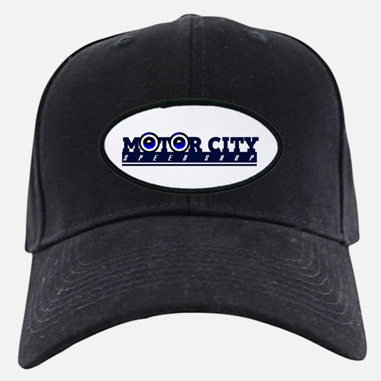 Motor City Speed Shop Baseball Hat