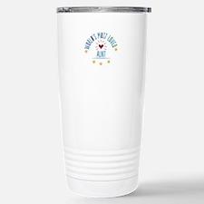World's Most Loved Aunt Travel Mug