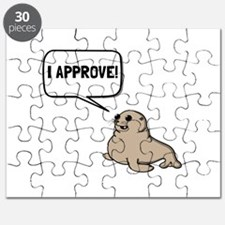 Seal Of Approval Puzzle