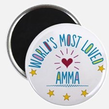 World's Most Loved Amma Magnets