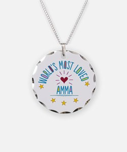 World's Most Loved Amma Necklace