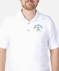 World's Most Loved Busia T-Shirt