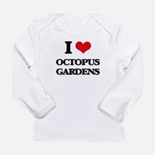 octopus gardens Long Sleeve T-Shirt