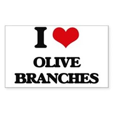 olive branches Decal
