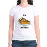 Pie Addict Jr. Ringer T-Shirt