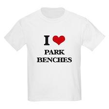 park benches T-Shirt