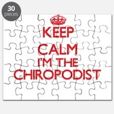 Keep calm I'm the Chiropodist Puzzle
