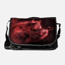 Burning Man Messenger Bag