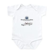 Cadillac Ambulance Infant Bodysuit