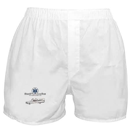 Cadillac Ambulance Boxer Shorts