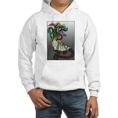 Steely Hydra of Lerna Hooded Sweatshirt