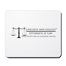 Lipschitz and Giggles Mousepad