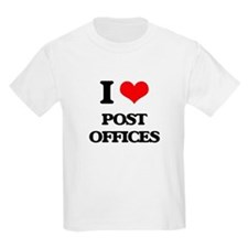 post offices T-Shirt