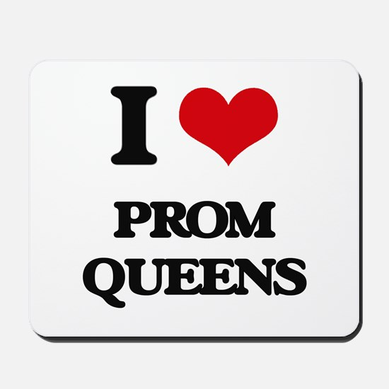 prom queens Mousepad
