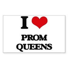 prom queens Decal
